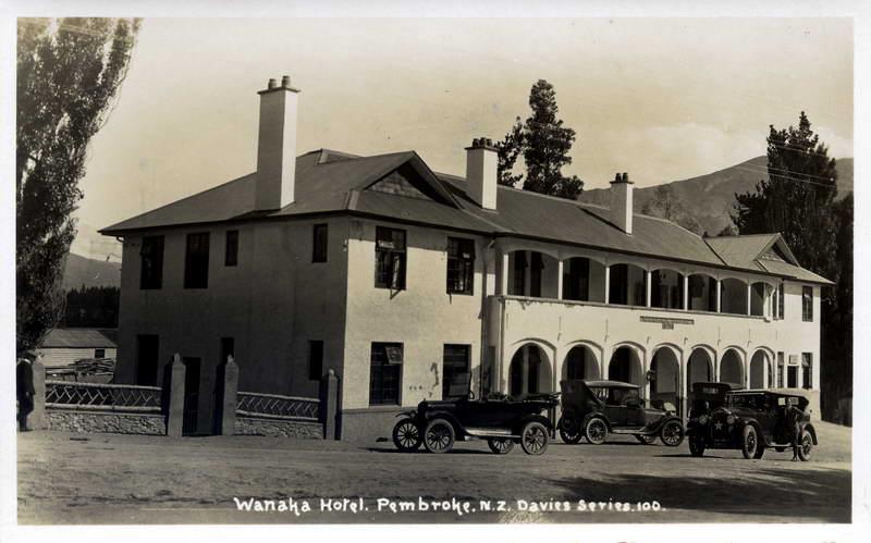 Wanaka Hotel
