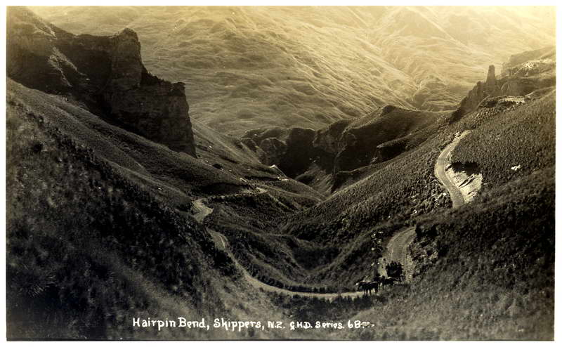 Hairpin Bend, Skippers