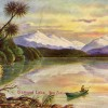 Diamond Lake - J.M Cantle