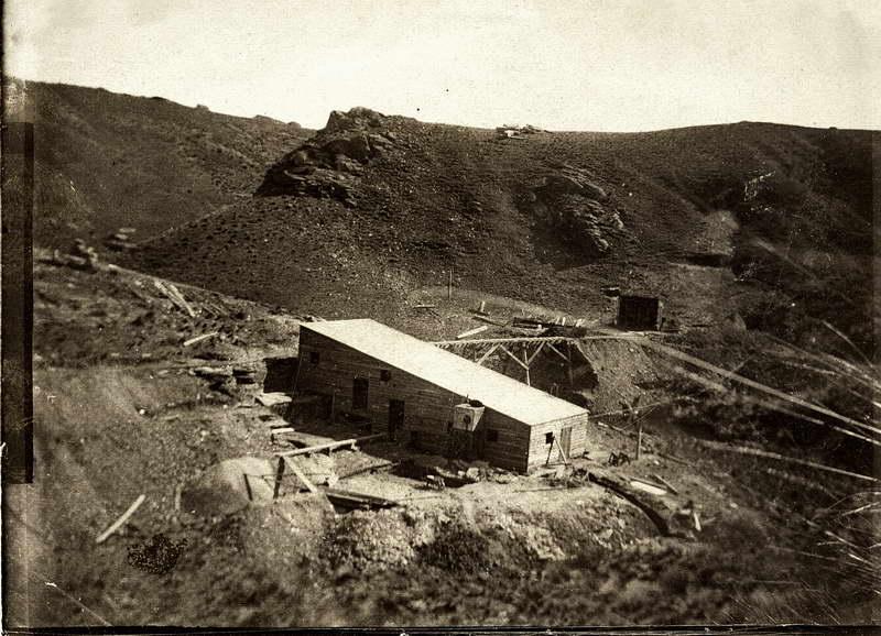Scheelite Mine, Birley, Head of the Lake