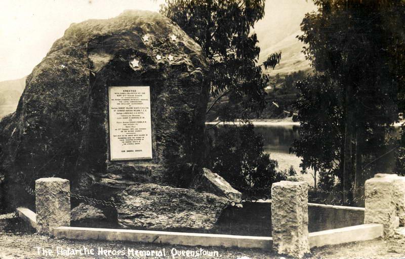 Antarctic Heroes Memorial