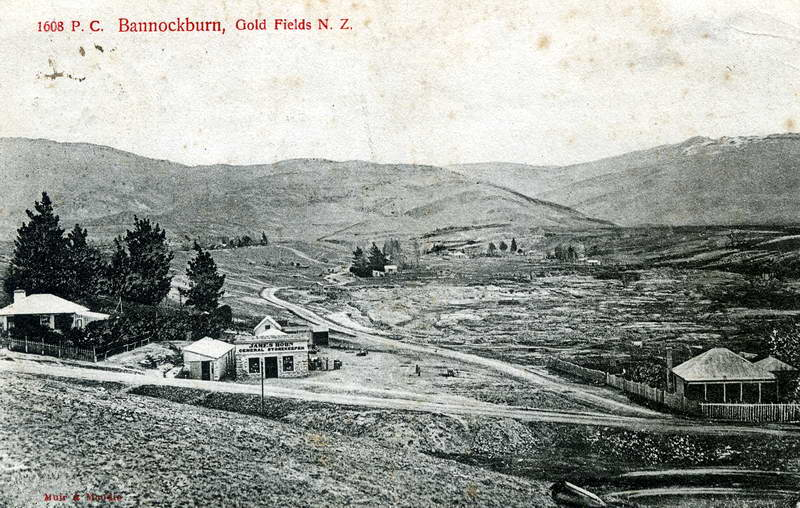 Bannockburn Goldfields