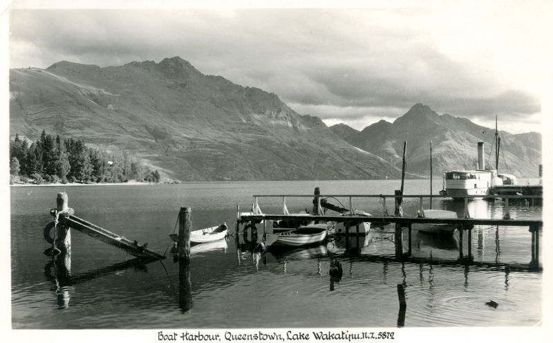 Boat Harbour, Queenstown