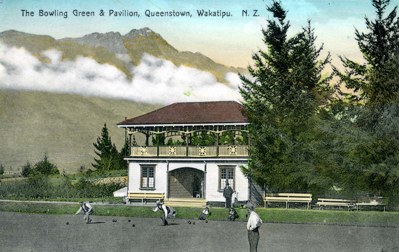 Bowling Green & Pavilion