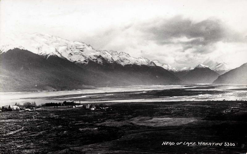 FGR 5300, Head of Lake Wakatipu