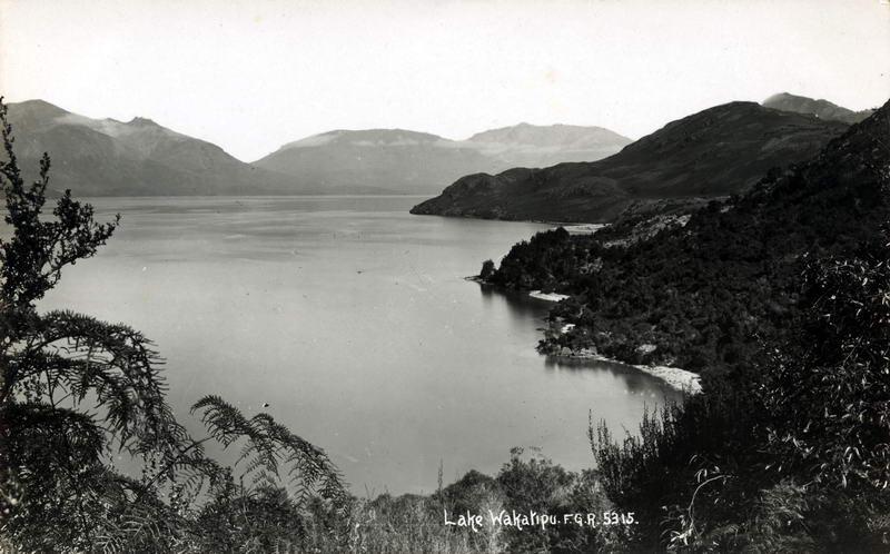 FGR 5315, Lake Wakatipu