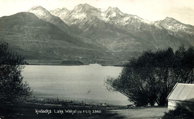 FGR 5340, Kinloch, Lake Wakatipu
