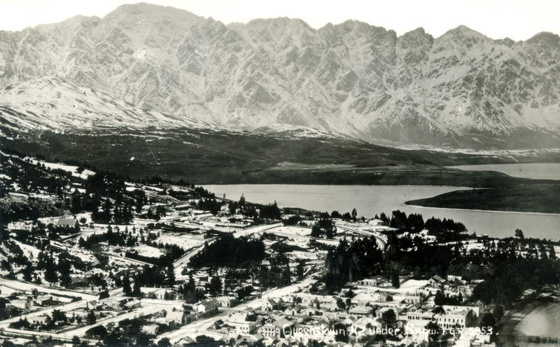FGR 5353, Queenstown Under Snow