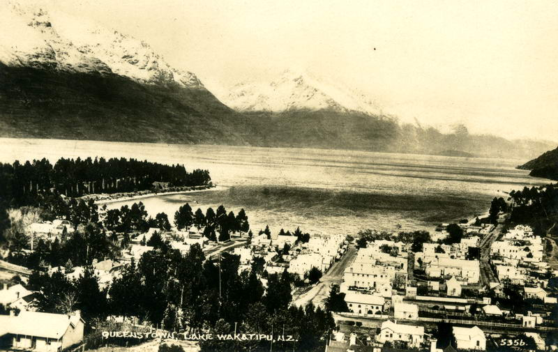 FGR 5356, Queenstown,Lake Wakatipu