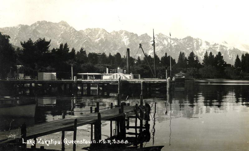 FGR 6388, Lake Wakatipu, Queenstown