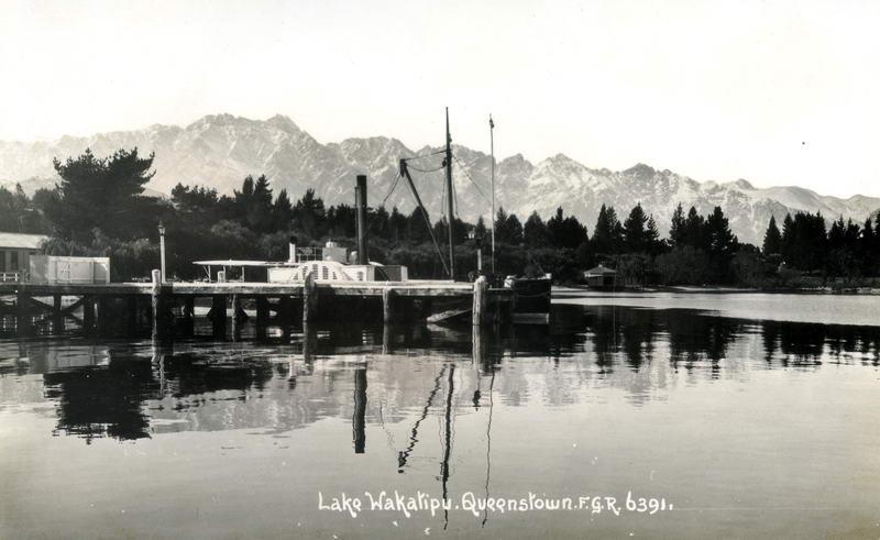 FGR 6391, Lake Wakatipu, Queenstown