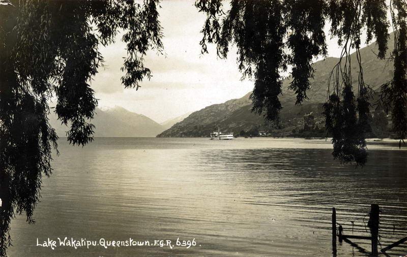 FGR 6396, Lake Wakatipu, Queenstown