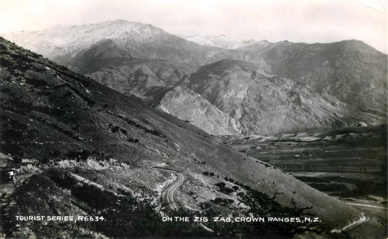 FGR 6634, On The Zig Zag Crown Ranges