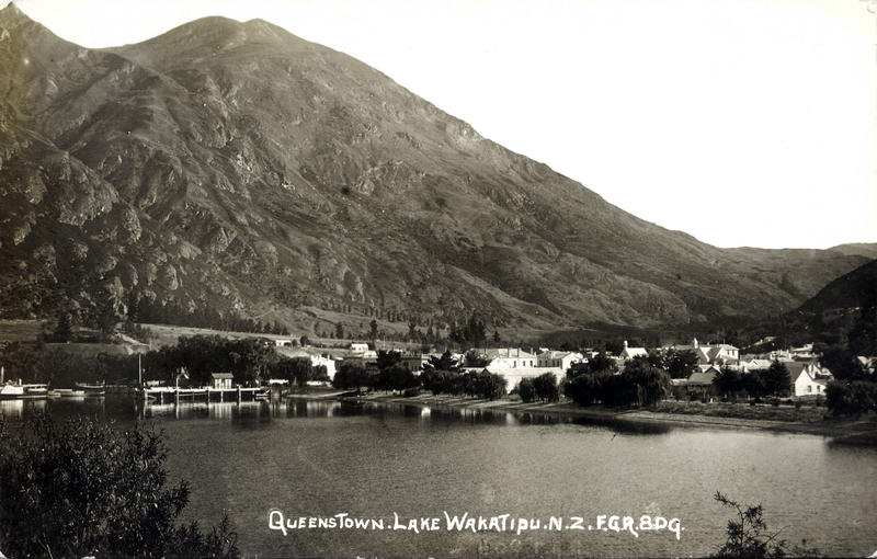 FGR 809, Queenstown, Lake Wakatipu