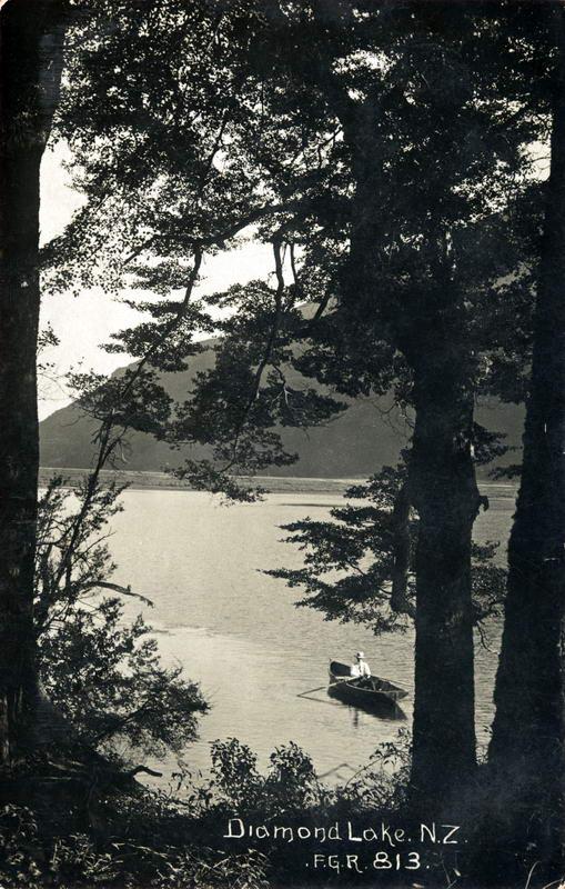 FGR 813, Diamond Lake