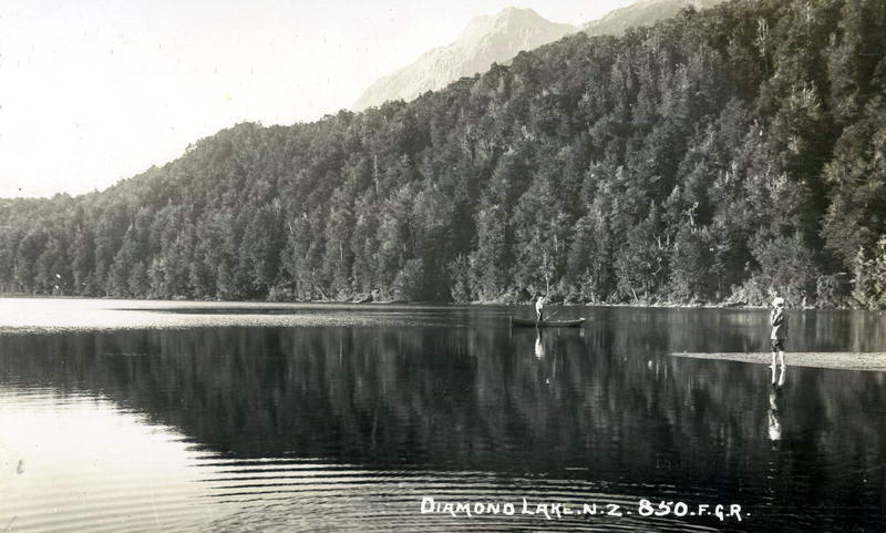 FGR 850, Diamond Lake