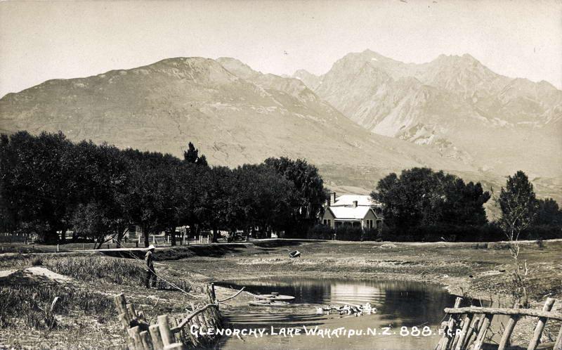 FGR 888, Glenorchy, Lake Wakatipu