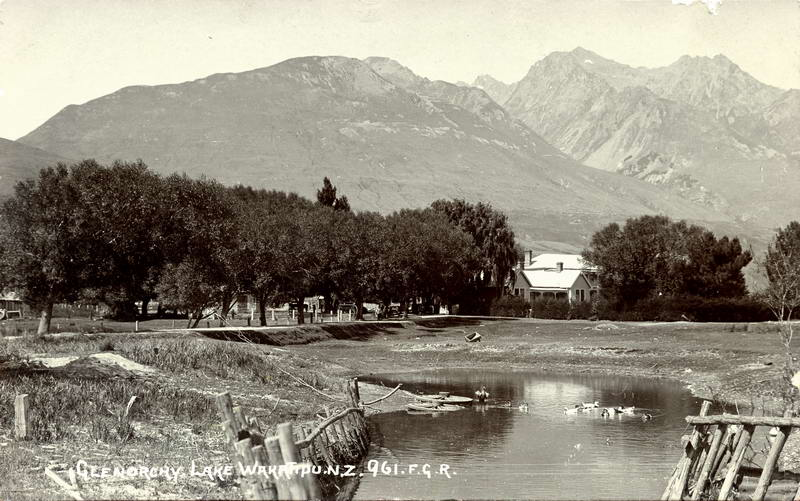FGR 961, Glenorchy, Lake Wakatipu