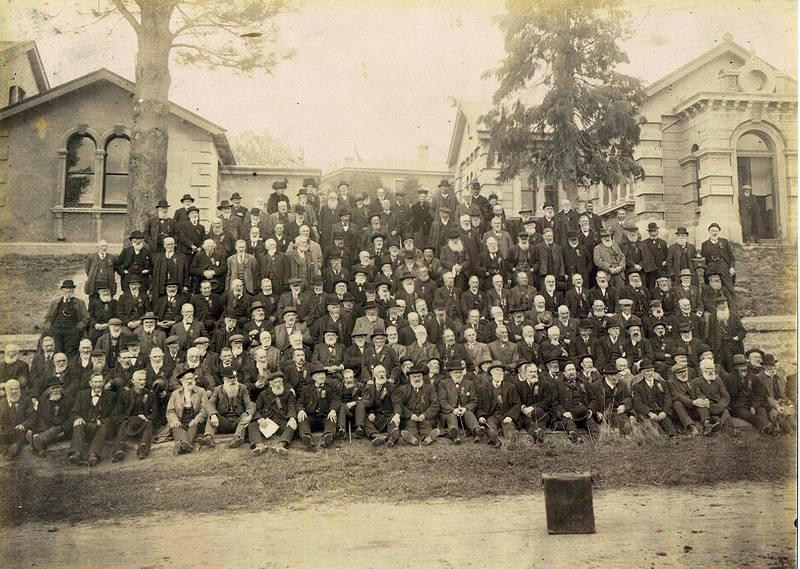 Gabriel's Gully Jubilee, 1911