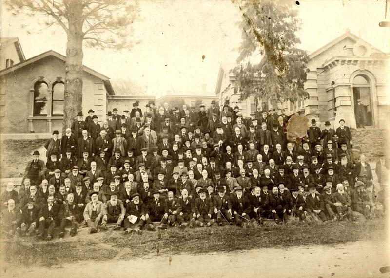 Gabriel's Gully Reunion, 1911
