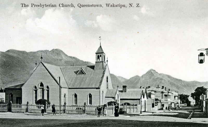 Presbyterian Church, Queenstown