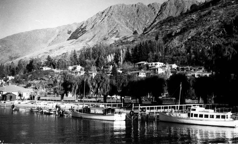 Queenstown Jetty