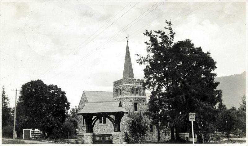 St Peter's, Queenstown