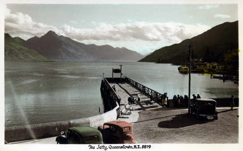 The Jetty, Queenstown